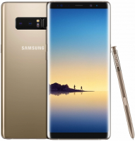 Samsung Galaxy Note 8 SM-N950 Maple Gold - FVAT 23%