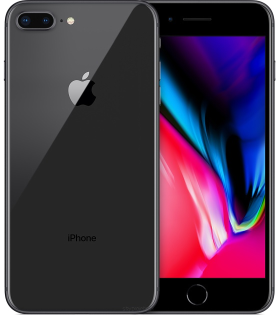 Apple iPhone 8 Plus 256GB Gwiezdna szarość 5.5