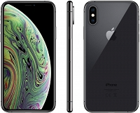 "Apple iPhone Xs 64GB Gwiezdna szarość 5.8"" Super Retina HD, 12MP, A12 Bionic, FV23%"