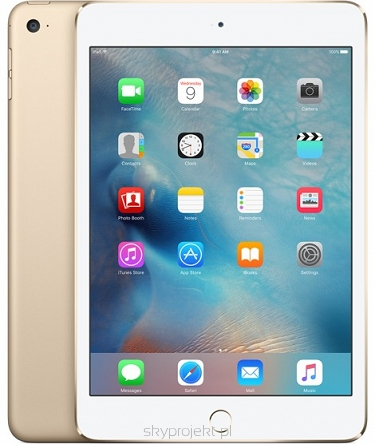 iPad mini 4  WiFi Cellular 128GB - Gold