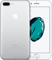"Apple iPhone 7 Plus 256GB Silver 5.5"" Retina HD, 12MP, A10 M10, FV23%"