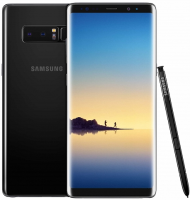 Samsung Galaxy Note 8 SM-N950 Midnight Black - FVAT 23%