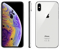"Apple iPhone Xs 64GB Srebrny 5.8"" Super Retina HD, 12MP, A12 Bionic, FV23%"