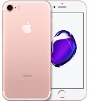 "Apple iPhone 7 32GB Rose Gold 4.7"" Retina HD, 12MP, A10 M10, FV23%"