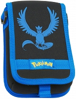 Etui HORI New 3DS XL Pokemon GO (BLUE)