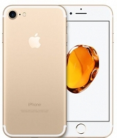 "Apple iPhone 7 128GB Gold 4.7"" Retina HD, 12MP, A10 M10, FV23%"