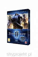 StarCraft II - Battle Chest PC (WOL,HOS,LOTV)