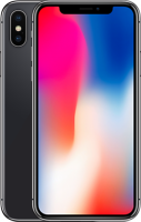 "NOWY Apple iPhone X 64GB Gwiezdna szarość 5.8"" Super Retina HD, 12MP, A11 M11, FV23%"