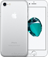 "Apple iPhone 7 128GB Silver 4.7"" Retina HD, 12MP, A10 M10, FV23%"