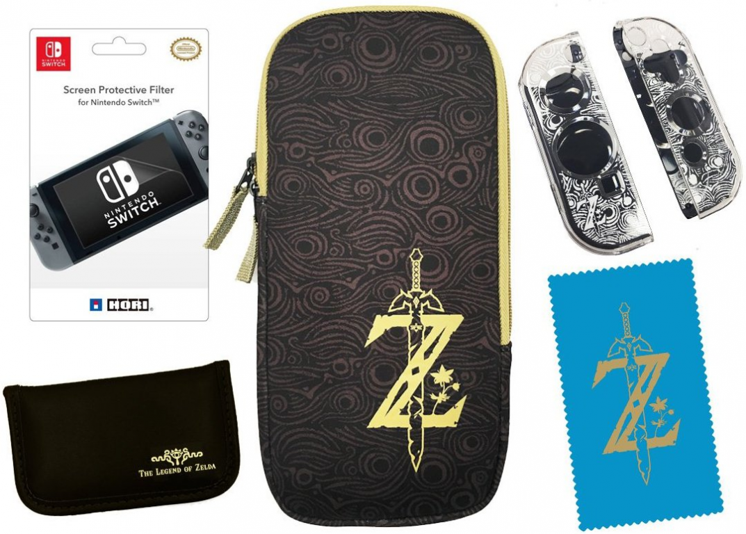 HORI Nintendo Switch Starter Kit Zelda