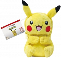 HORI NEW 3DS PIKACHU FULL BODY