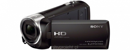 HDR-CX240 black