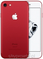 "Apple iPhone 7 128GB RED 4.7"" Retina HD, 12MP, A10 M10, FV23%"