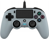 Nacon COMPACT Controller do PS4 PC Pad Szary - FVAT 23%