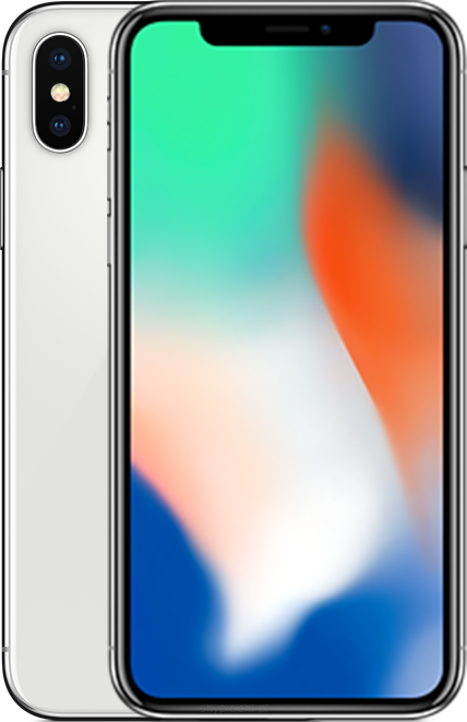 Apple iPhone X 64GB Srebrny 5.8