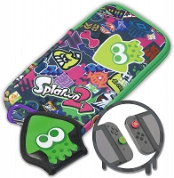 HORI Nintendo Switch Zestaw Splatoon 2 Splat Pack
