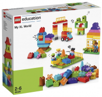 LEGO Education DUPLO Mój świat XL 45028