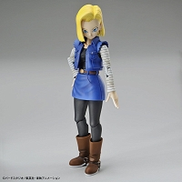 DRAGON BALL Android C#18 Figure-rise Standard