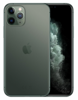 "Sprawdź !! Apple iPhone 11 PRO MAX 64GB Zielony Dual Sim 6.1"" Liquid Retina HD, 12MP, A13 Bionic, FV23% Gratis etui"
