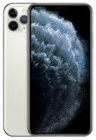 "Sprawdź !! Apple iPhone 11 PRO MAX 64GB Srebrny Dual Sim 6.1"" Liquid Retina HD, 12MP, A13 Bionic, FV23% Gratis etui"