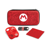 PDP SWITCH ETUI Akcesoria STARTER KIT MARIO REMIX EDITION