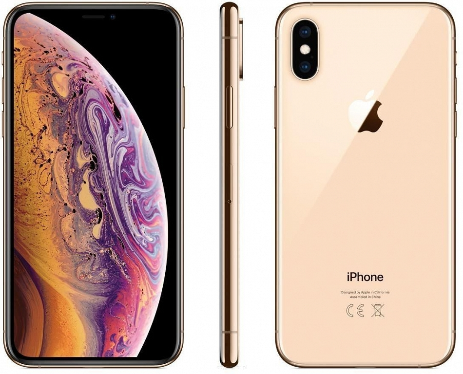 Sprawdź !! Apple iPhone Xs 64GB Złoty 5.8
