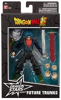 Dragon Ball Super FUTURE TRUNKS - Figurka 17cm